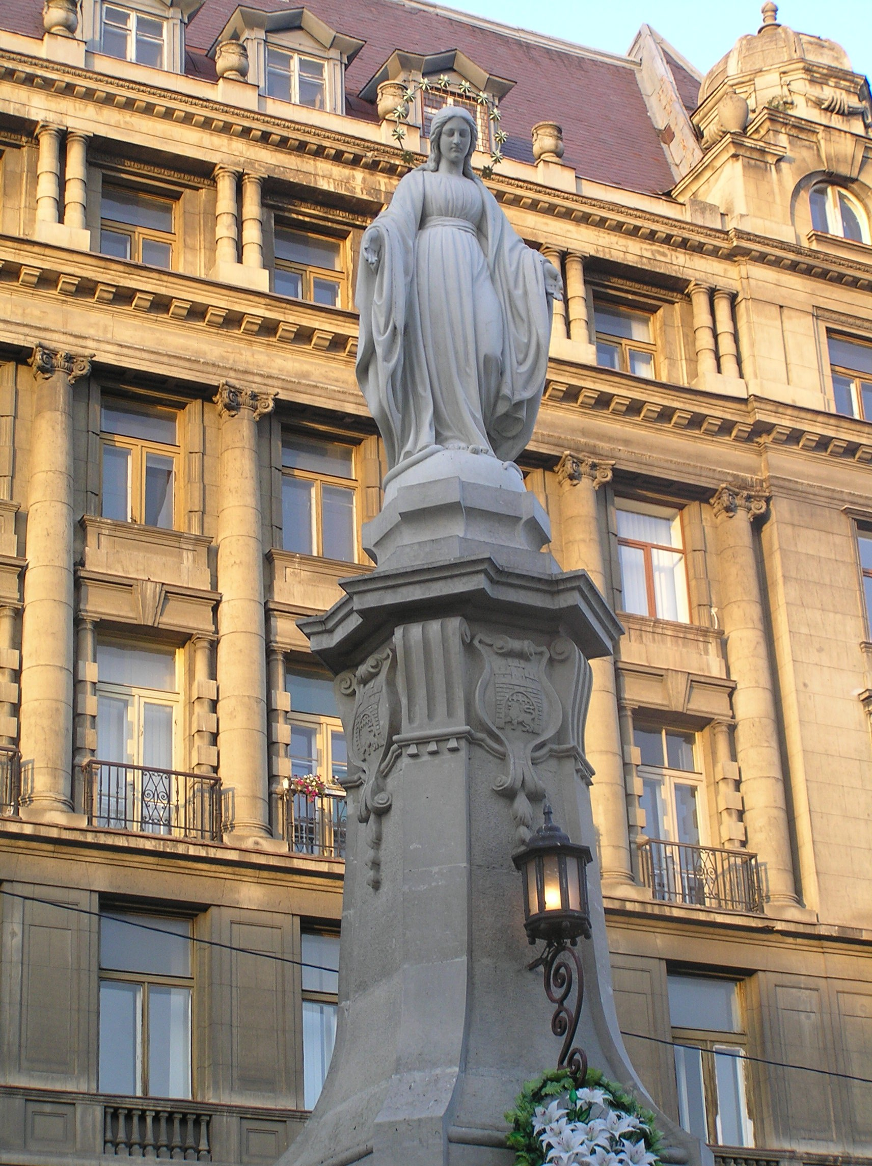Lviv, Virgin Mary